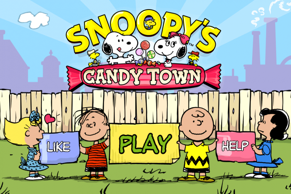 Snoopys_Candy_Town_title